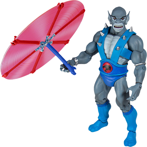 Super 7 Panthro Action Figure