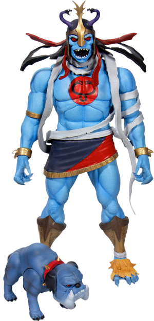 Mumm-Ra the Ever-Living with Ma-Mutt Collectible Set