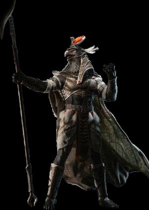 Ra the God of Sun (Silver) Sixth Scale Figure