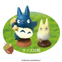 Gallery Image of Found You! Medium Blue Totoro Statue