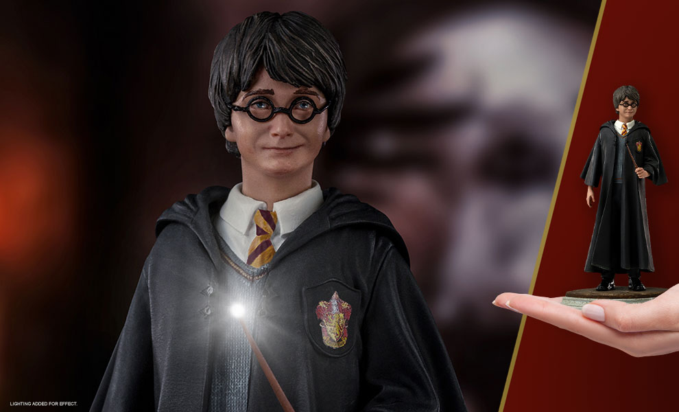 Gallery Feature Image of Harry Potter 1:10 Scale Statue - Click to open image gallery