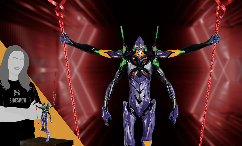 Gallery Feature Image of Eva-13 (Eva-13 Starting!) Collectible Figure - Click to open image gallery