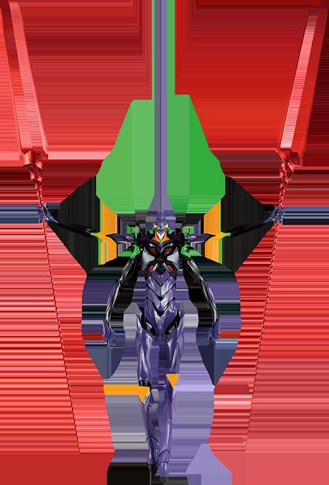 Bandai Eva-13 (Eva-13 Starting!) Collectible Figure