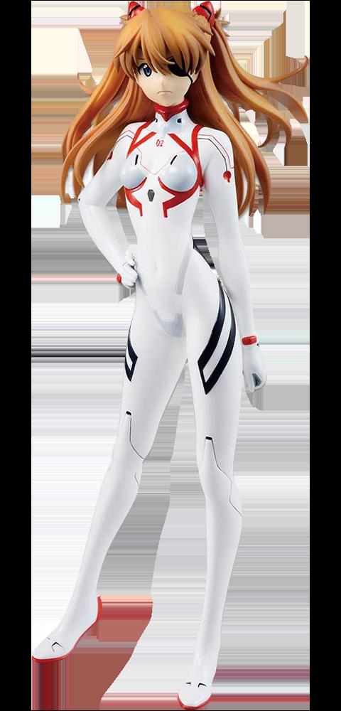 Bandai Asuka Shikinami Langley (Eva-13 Starting!) Collectible Figure