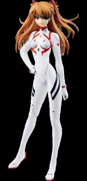 Asuka Shikinami Langley (Eva-13 Starting!) Collectible Figure