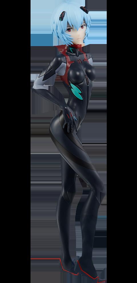 Bandai Rei Ayanami (Eva-13 Starting!) Collectible Figure