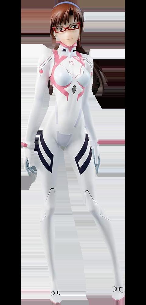 Bandai Mari Makinami Illustriuos (Eva-13 Starting!) Collectible Figure