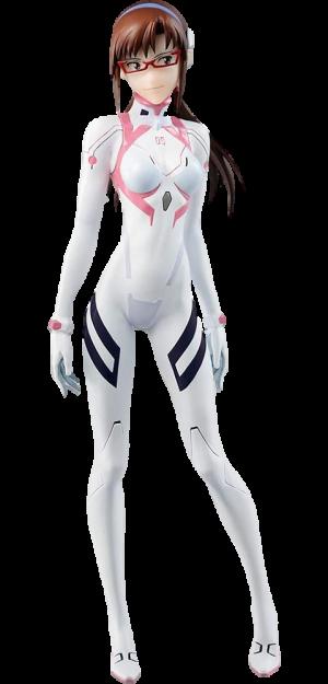 Mari Makinami Illustriuos (Eva-13 Starting!) Collectible Figure