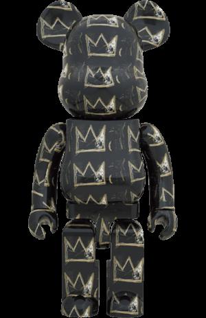 Be@rbrick Jean Michel-Basquiat #8 1000% Bearbrick