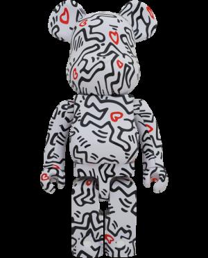 Be@rbrick Keith Haring #8 1000% Bearbrick