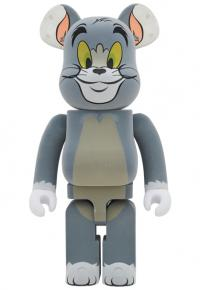 Gallery Image of Be@rbrick Tom Flocky 1000% Collectible Figure