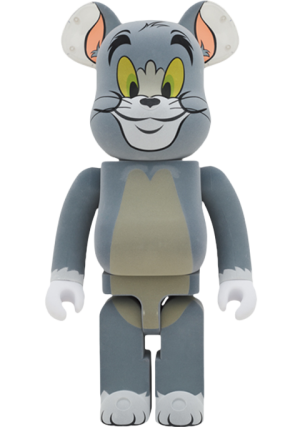 Be@rbrick Tom Flocky 1000% Collectible Figure