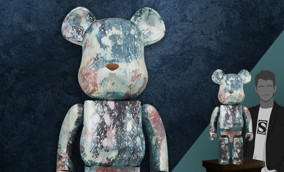 Gallery Feature Image of Be@rbrick Pushhead #5 1000% Bearbrick - Click to open image gallery