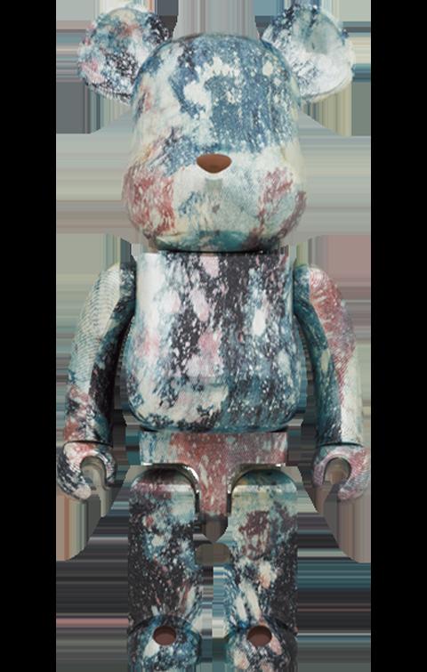 Medicom Toy Be@rbrick Pushhead #5 1000% Bearbrick