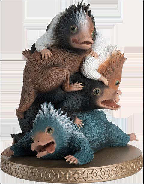 Eaglemoss Baby Nifflers Figurine
