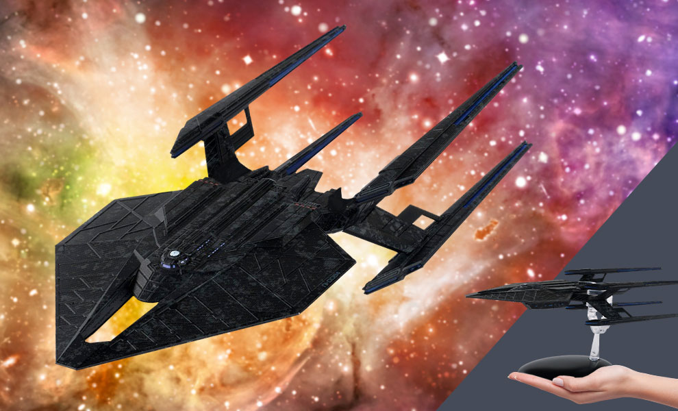Gallery Feature Image of Section 31 Nimrod-Class Model - Click to open image gallery