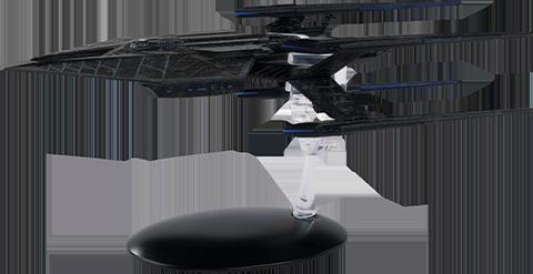 Eaglemoss Section 31 Nimrod-Class Model