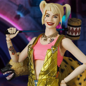 Harley Quinn (Overalls Version) Collectible Figure