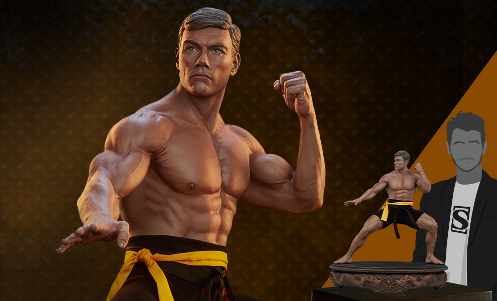 Gallery Feature Image of Jean-Claude Van Damme: Shotokan Tribute 1:3 Scale Statue - Click to open image gallery