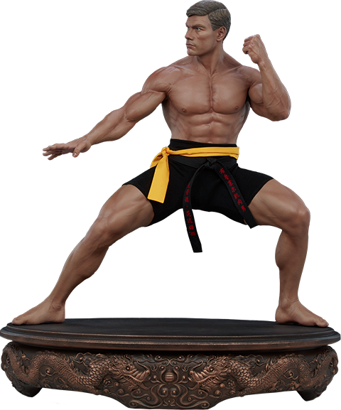 PCS Jean-Claude Van Damme: Shotokan Tribute 1:3 Scale Statue
