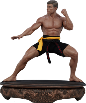Jean-Claude Van Damme: Shotokan Tribute 1:3 Scale Statue