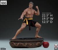 Gallery Image of Jean-Claude Van Damme: Shotokan Autograph Edition Tribute 1:3 Scale Statue