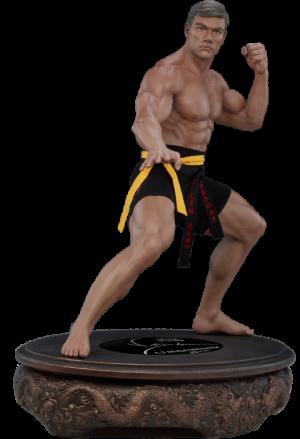 Jean-Claude Van Damme: Shotokan Autograph Edition Tribute 1:3 Scale Statue