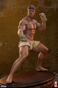 Gallery Image of Jean-Claude Van Damme: Muay Thai Tribute 1:3 Scale Statue