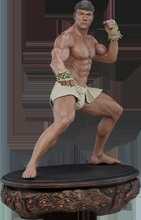 PCS Jean-Claude Van Damme: Muay Thai Tribute 1:3 Scale Statue