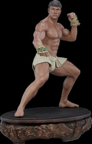 Jean-Claude Van Damme: Muay Thai Tribute 1:3 Scale Statue