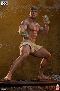 Gallery Image of Jean-Claude Van Damme: Muay Thai Autograph Edition Tribute 1:3 Scale Statue