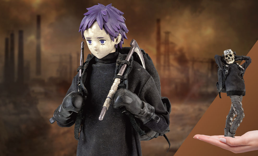 Gallery Feature Image of Ebisu Sixth Scale Figure - Click to open image gallery