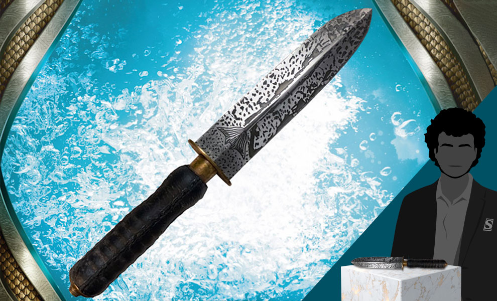Gallery Feature Image of Manta Knife Prop Replica - Click to open image gallery