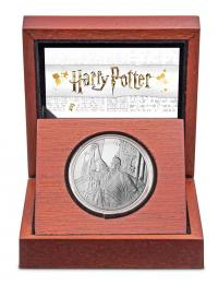 Gallery Image of Lord Voldemort 1oz Silver Coin Silver Collectible