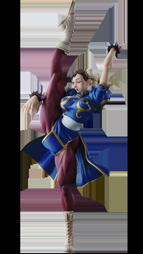 Capcom Chun-Li Statue