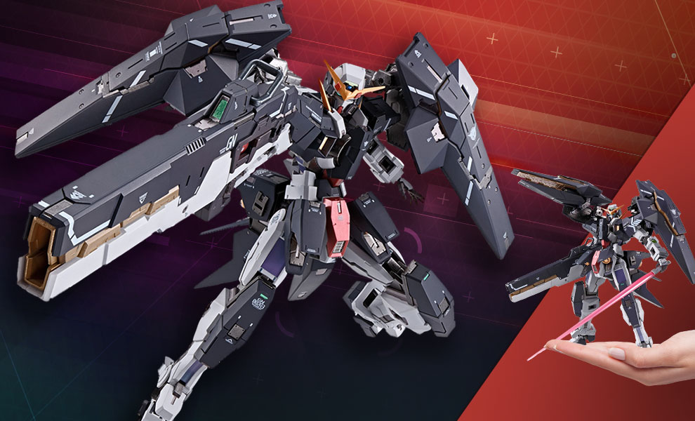 Gallery Feature Image of Gundam Dynames Repair III Collectible Figure - Click to open image gallery