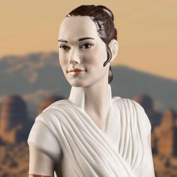 Rey Porcelain Statue