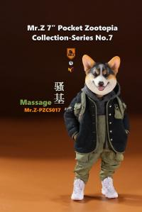 Gallery Image of Massage Vinyl Collectible
