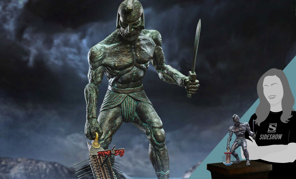 Gallery Feature Image of Talos (Normal Version) Statue - Click to open image gallery
