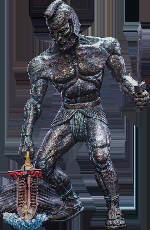 Star Ace Toys Ltd. Talos (Normal Version) Statue