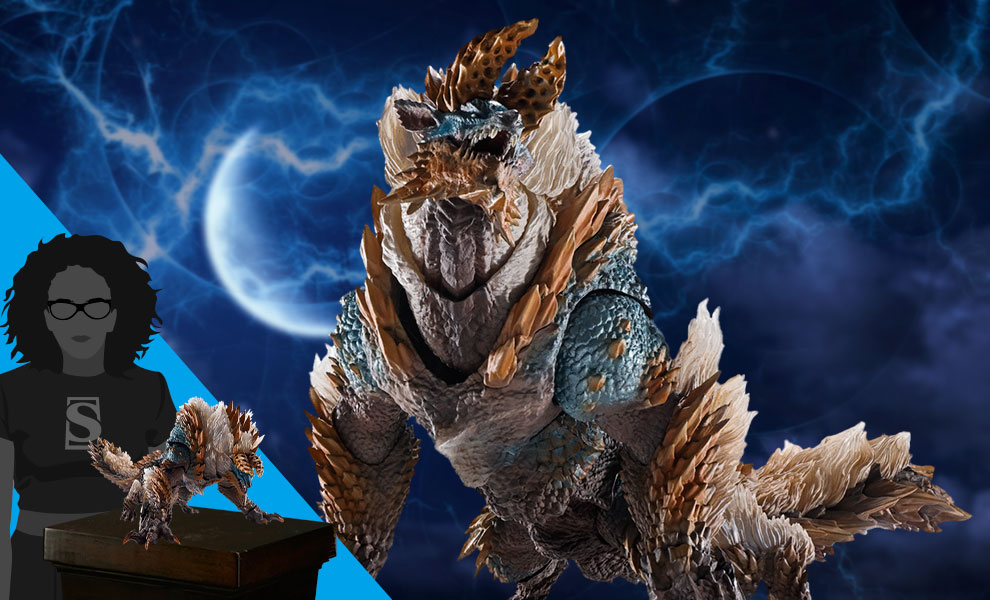 Gallery Feature Image of Zinogre Collectible Figure - Click to open image gallery