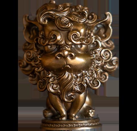 Manas SUM Mythical Beast – Pixiu Statue