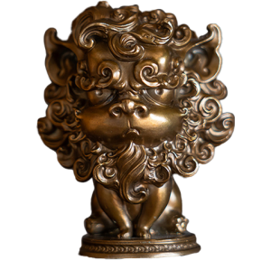 Mythical Beast – Pixiu Statue