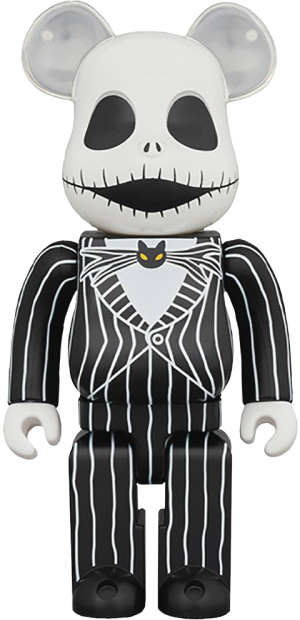 Be@rbrick Jack Skellington (2021) 1000% Collectible Figure
