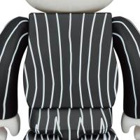 Gallery Image of Be@rbrick Jack Skellington (2021) 100% & 400% Collectible Set