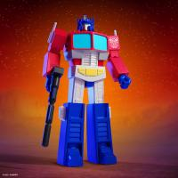 Gallery Image of Optimus Prime Action Figure