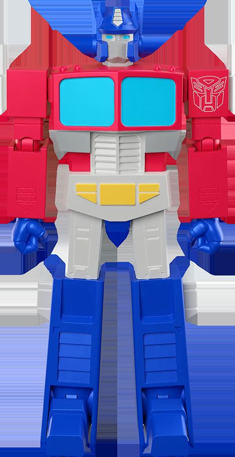 Super 7 Optimus Prime Action Figure