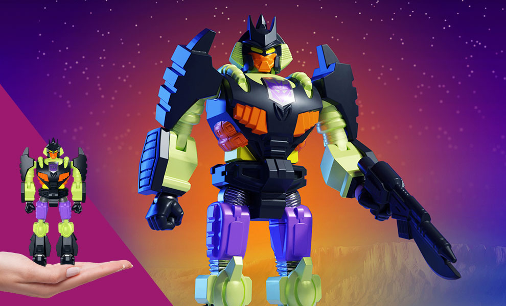 Gallery Feature Image of Banzai-Tron Action Figure - Click to open image gallery