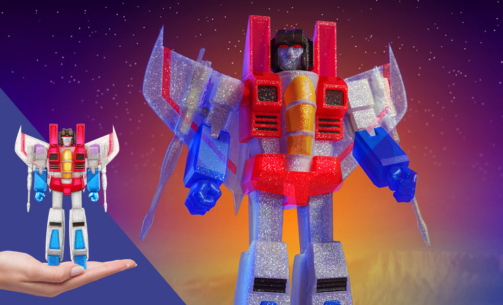 Gallery Feature Image of Ghost of Starscream Action Figure - Click to open image gallery
