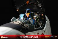 Gallery Image of Valkyrie VF-1S Cockpit Statue